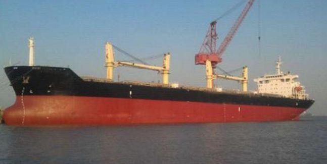 5.3万吨散货船价格_售5.7万吨散货船